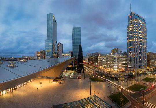 Rotterdam Centraal - Statonsplein